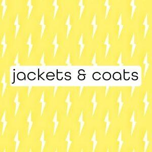✻ JACKETS & COATS ✻